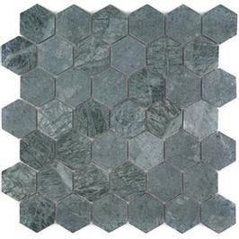 Hainan Mosaik grün h10440, weiß h10441 (und oder) grau h10446