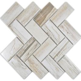 Wood Mosaik beige h10140 (und oder) braun h10141