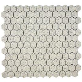 Salt Mosaik cremeweiß h10317