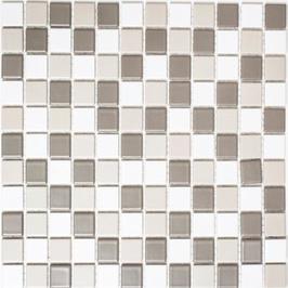 Classic Mosaik mix weiß grau anthrazit h10167 (und oder) mix weiß creme terracotta h10168