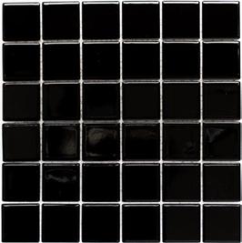 Architecture Mosaik schwarz h10222