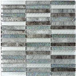 Qin Shi Mosaik silber h10758 (und oder) schwarz h10759