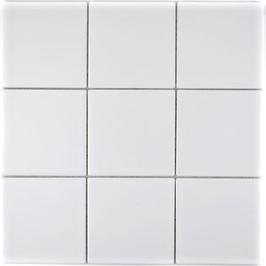 Architecture Mosaik weiß h10213