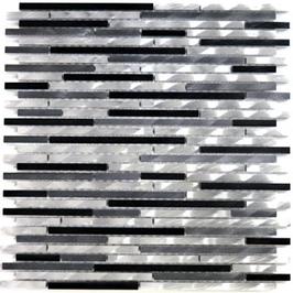Modern Mosaik mix grau mit schwarz h10339 (und oder) mix beige mit braun h10342