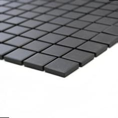 Architecture Mosaik schwarz h10311