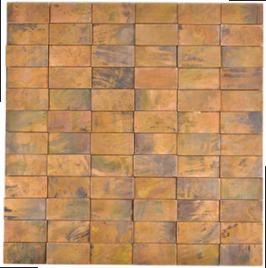 Urban Mosaik kupfer h10375