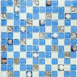 Beach Mosaik blau h10800 (und oder) beige h10801