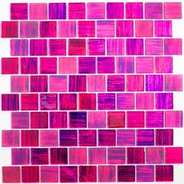 Foil Mosaik pink 4mm h10722 oder 8mm h10726