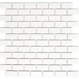 Architecture Mosaik weiß h10217