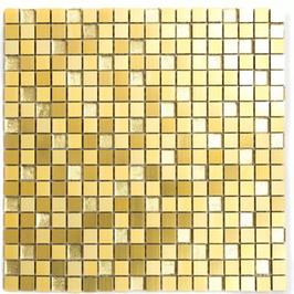 Modern-Mix Mosaik mix gold h10358, mix schwarz bronze gold h10359, mix silber h10360 (und oder) mix silber bunt h10361