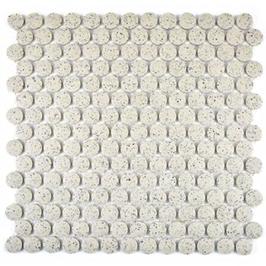 Salt Mosaik cremeweiß h10319
