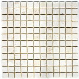 Colonial Mosaik weiß h10584