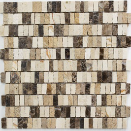 Design Mosaik mix beige h104346