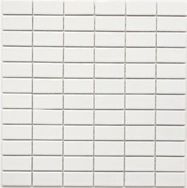 Architecture Mosaik weiß h10199