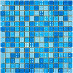Pool Mosaik mix blau h10690