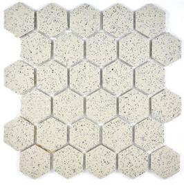 Salt Mosaik cremeweiß h10318 (und oder) mix beige mit schwarz h10324
