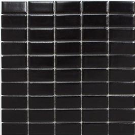 Architecture Mosaik schwarz h10231