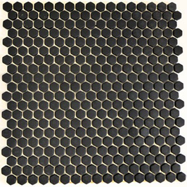 Cuba Glasmosaik schwarz h10633