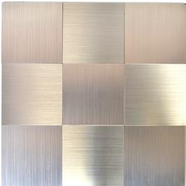 Move Mosaik selbstklebend silber metall h11118