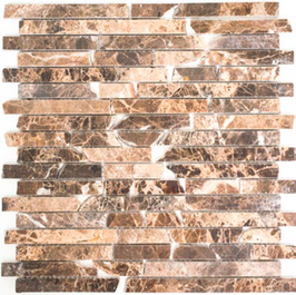 Hainan Mosaik mix braun h10463