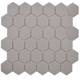 Hexa Mosaik hellgrau h10271 CU HX117
