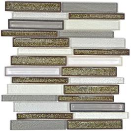 Chill Mosaik grau h11105