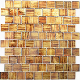 Foil Mosaik braun 4mm h10721 oder 8mm h10725