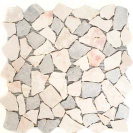 Hainan Mosaik mix beige grau h10472