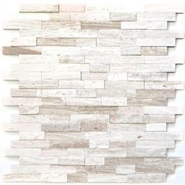 Move Mosaik selbstklebend mix grau weiß h11137