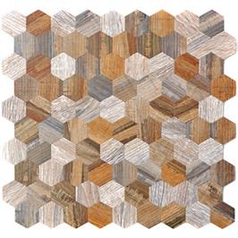 Move Mosaik selbstklebend in Holzoptik mix grau beige h11127