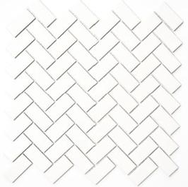 Architecture Mosaik weiß h10218