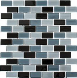Timeless Mosaik mix schwarz 4mm h10860 oder 8mm h10865