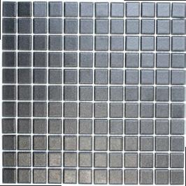 Antislip Mosaik schwarz h10187 (für Duschböden geeignet)