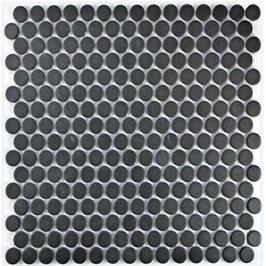 Penny Mosaik schwarz h10267