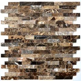 Move Mosaik selbstklebend dunkelbraun h11138