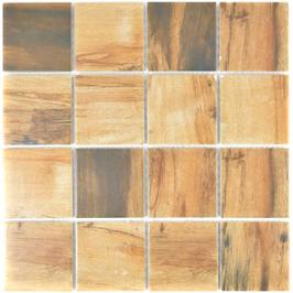 Wood Mosaik braun CIM Q73 WD