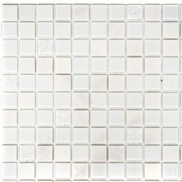 Improve Mosaik selbstklebend mix weiß h11147