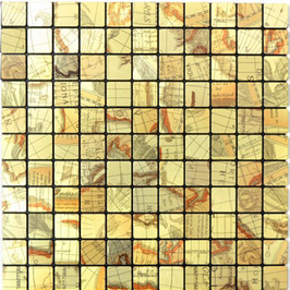 Move Mosaik selbstklebend gold h11123