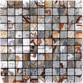 Move Mosaik selbstklebend silber h11121