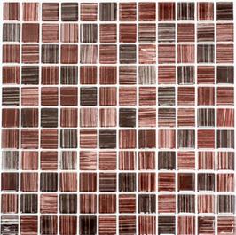 4 oder 8mm Stärke Code Mosaik strichbraun 4mm h10808 oder 8mm h10812