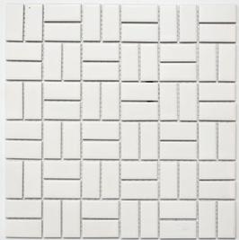 Architecture Mosaik weiß CWM 07WM