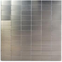 Move Mosaik selbstklebend silber metall h11117