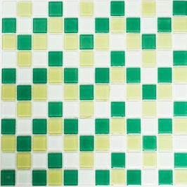 Timeless Mosaik mix hell hellgrün hellgelb 4mm h10837 oder 8mm h10840