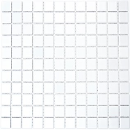 Classic Mosaik glänzend weiß h10153