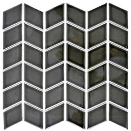 Diamond Mosaik schwarz h10087