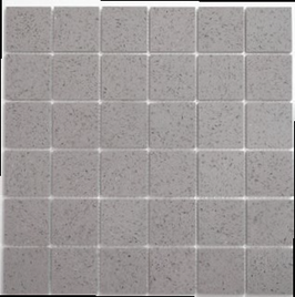 Artificial Mosaik grau h10628