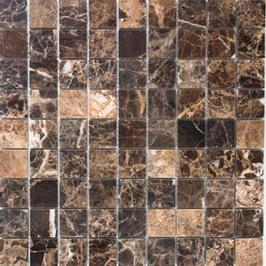 Hainan Mosaik mix braun h10462