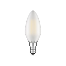 LED E14 - Candle matt 4 W
