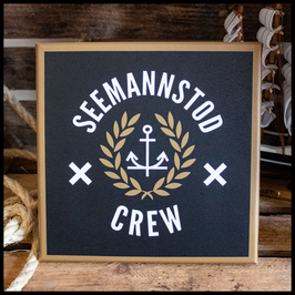 "Leinwand ""Crew"""