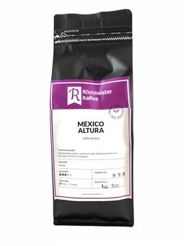 MEXICO ALTURA aus biologischer Landwirtschaft